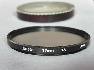 Jessop  77mm Fit  Skylight 1A  Filter, with Keeper
