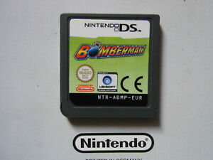 BOMBERMAN * NINTENDO GAME DS / DS LITE / DSi ' 100% GENUINE