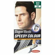 Bigen Men's Speedy Hair Colour (Brown Black No.102)