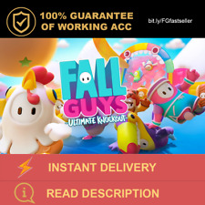 FALL GUYS: Ultimate Knockout   REGION FREE   STEAM  ⚡ INSTANT DELIVERY ⚡