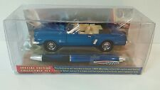 RARE Yafa Pen & 1965 Mustang Blue Collectible Set - NIB - FREE SHIPPING