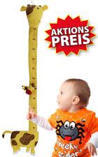 Kindermesslatte Giraffe Messlatte Meßleiste Plüschtier Geschenk Kinder ростомер