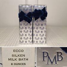 Lot 2 Brand New/Sealed Vintage Princess Marcella Borghese Ecco Silken Milk-Bath