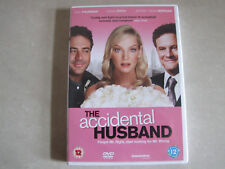 The Accidental Husband DVD 2009 Colin Firth Uma Thurman Sarita Choudhury