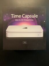 Apple MC343LL/A Gigabit Wireless N Router Time Capsule 1tb