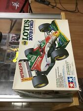 Tamiya 1:20 Lotus 107B FORD 1993 #11 A.Zanardi#12 J.Herbert Plastic Model Kit
