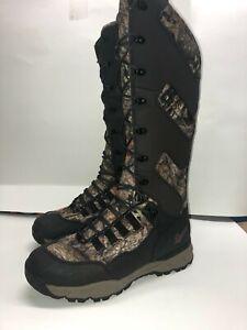 """Danner Vital Men's 10 Wide Waterproof Snake Boot Hunting 41531 17"""""""