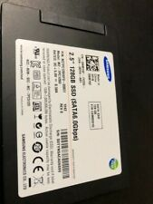 "SAMSUNG MZ-7PC128D 128GB SSD SATA 2.5"" 6.0Gbps used in very good condition"