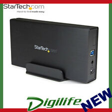 """STARTECH USB 3.1 (10Gbps) Enclosure for 3.5"""" SATA Drives"""