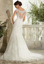 Lace Mori Lee Wedding Dresses