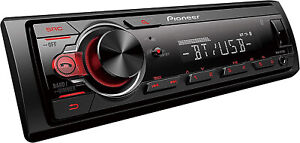 Open Box Never Installed Pioneer Single Din Recover Has BT, CD player,8493836923