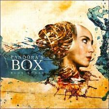 FREE US SH (int'l sh=$0-$3) NEW CD Blue Stone: Pandora's Box