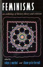 Feminisms: An Anthology of Literary Theory and Criticism-ExLibrary