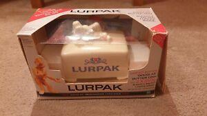 Lurpak Vintage Douglas Butter Dish Excellent Condition Unused In Original Box