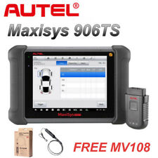 2018 Autel MS906TS MaxiSYS Diagnostic System with Comprehensive TPMS Module