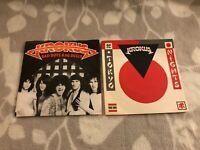 "KROKUS - 2 x 7"" VINYL SINGLES / RECORDS"