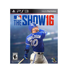 MLB: The Show 16 *Brand New* PS3 (Sony PlayStation 3, 2016)