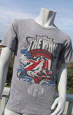 NEW Medium THE WHO Rock and Roll hall of fame t-shirt Inductee Collection flag