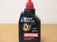 Motul Gear 300  LS  SAE 75W-90 1 Liter  Renn Getriebeöl GL-5