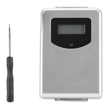 Wireless Digital In/Outdoor Weather Station Humidity Temperature Remote Sensor