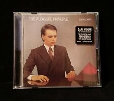 Rare GARY NUMAN - The Pleasure Principle 20th Anniversary Edition CD