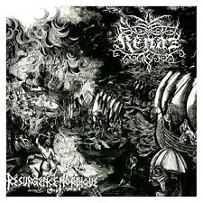 KENAZ  Resurgence CD Akitsa  Enslaved  Total Hatred Graveland  Pagan Viking