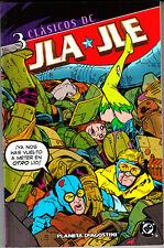 JLA+ JLE Nº 3  CLASICOS DC: POR  GIFFEN Y McGUIRE. EDT. PLANETA.