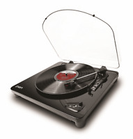 Ion Audio Air LP 3-Speed Belt-Drive Bluetooth Turntable with USB Conversion
