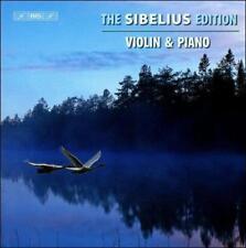 Sibelius Edition, Vol.  6 - Violin and Piano, New Music