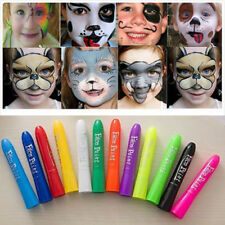 Fashion Make Up Cosplay Face Body Paint Painting Crayon Pencils Pens Kids Adult