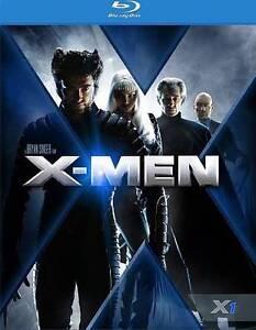 X-Men (Blu-ray Disc, 2009, 2-Disc Set, Checkpoint; Sensormatic; Widescreen)