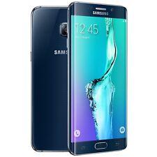 Cellulari e smartphone nero Samsung Galaxy S6 edge con 32GB di memoria