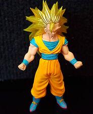 """Bandai DBZ Dragon Ball Z uper Saiyan Son Goku 3.5"""" Figurine Figure"""