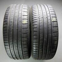 2x Pirelli P Zero MO 275/50 R20 113W DOT 4618 7 mm Sommerreifen