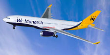 1/200 Monarch A330-200 G-SMAN High Detail  NEW