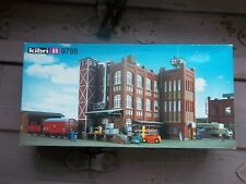 KIBRI HO Scale FACTORY COMPLEX Deluxe Kit B-9788 NEW In Box