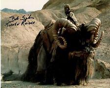 Bob Spiker signed autógrafo 20x25cm Star Wars en persona Autograph tusken Raider