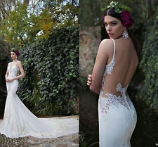 2089-33  Abiti da Sposa vestito nozze sera wedding evening dress:34,36,38,40,42+