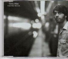 (BU601) Geva Alon, Come Race Me - DJ CD