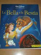 evado mancoliste figurine LA BELLA E LA BESTIA € 0,30 Panini 2002 vedi lista