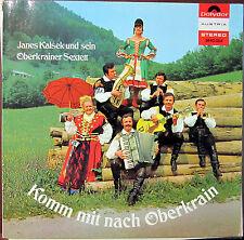 LP / JANES KALSEK UND SEIN OBERKRAINER SEXTETT / AUSTRIA PRESSUNG / RARITÄT /