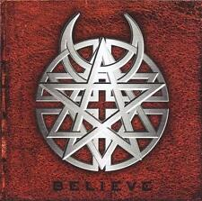 DISTURBED Believe CD Enhanced BRAND NEW