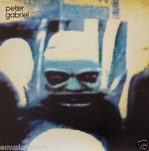 "PETER GABRIEL ""SECURITY"" ORIGINAL U.S. PROMO POSTER - Genesis, Progressive Rock"