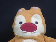 Walt Disney Chip & Dale Brown Chipmunk Pillow Soft Plush Stuffed Animal Toy