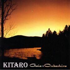 Gaia Onbashira - Kitaro (CD 1998) NEW