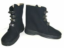 Reproduction Ww2 Cloth Top Arctic Overshoes (13)