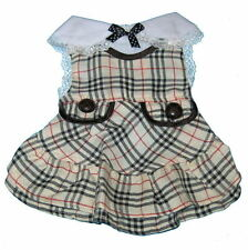 Unbranded Polyester Dress Clothing & Shoes for Dogs
