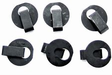 "GM Truck Throttle Cable Clips- Fits 1/4"" Rod with 5/32"" Groove- 6 clips- #013"