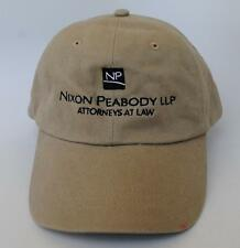 NP NIXON PEABODY LLP ATTORNEYS AT LAW Fortune 2006 100 Best... Baseball Cap Hat