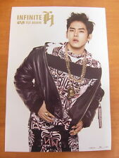 INFINITE H [HOYA] - Fly Again [OFFICIAL] POSTER *NEW* K-POP